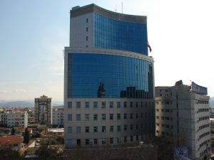 احداث ساختمان مرکزی بانک صادرات استان مازندران