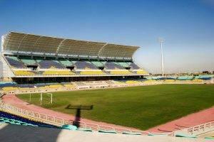 احداث استادیوم پانزده هزار نفری شهید کاظمی